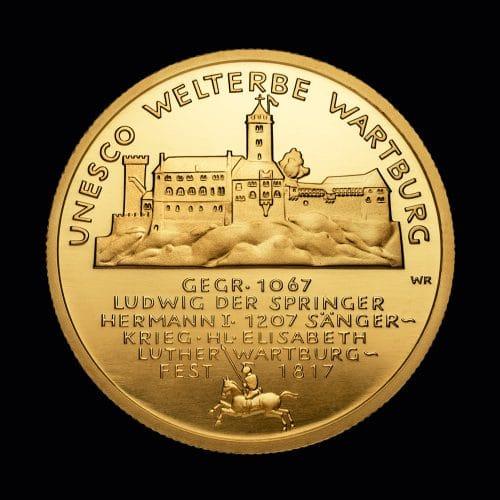 Køb 100 Euro Wartburg 2011 online hos Nyfortuna