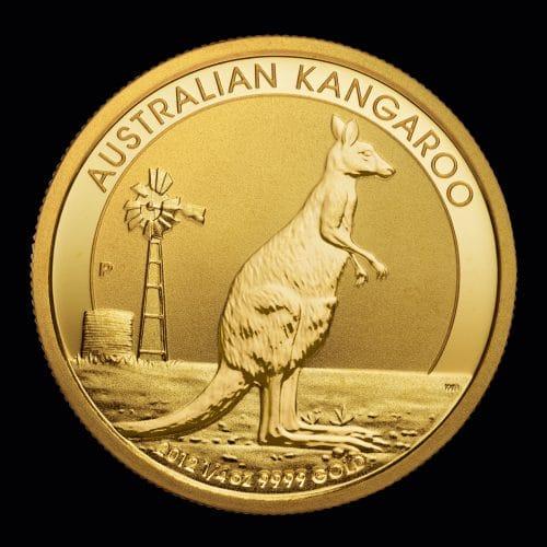 Kangaroo Nugget 1/4 Oz