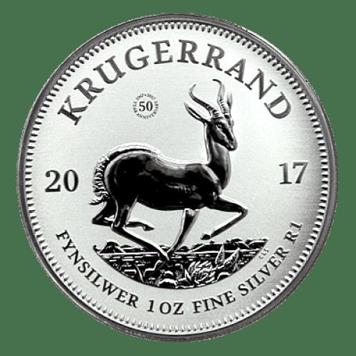Sølv Krugerrand 1 oz