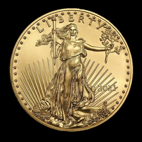 2021 amerikansk gold eagle
