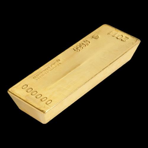 Metalor Guldbarre Klassisk 400 Oz