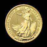 Britannia 1 oz guldmønt