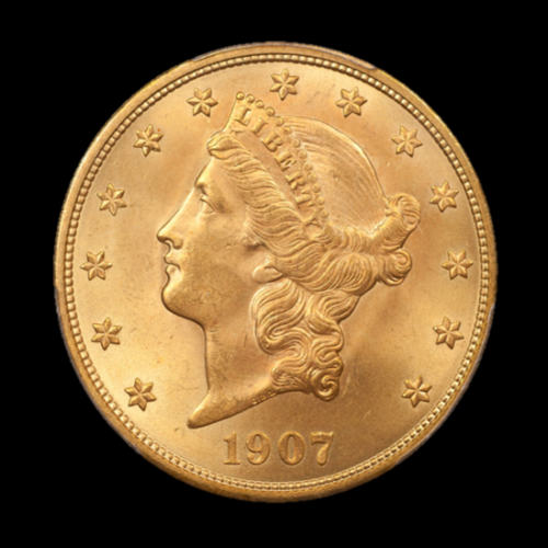 $20 Liberty Head Double Eagle