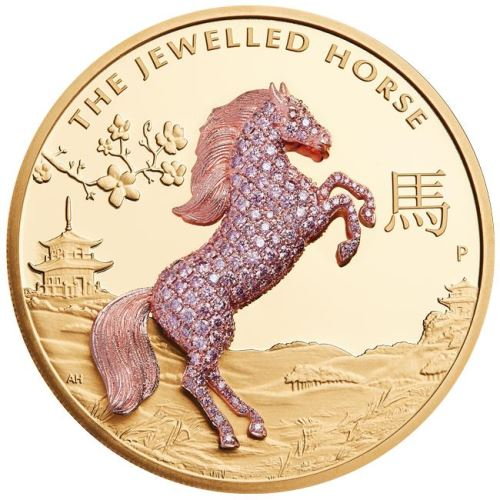 The Jewelled Horse