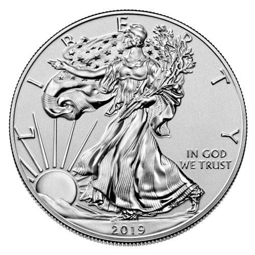 American Silver Eagle 1Oz