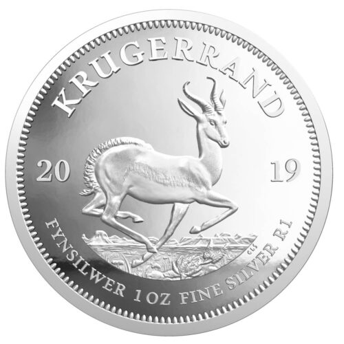 2019 Krügerrand Proof I Æske - 1 Oz