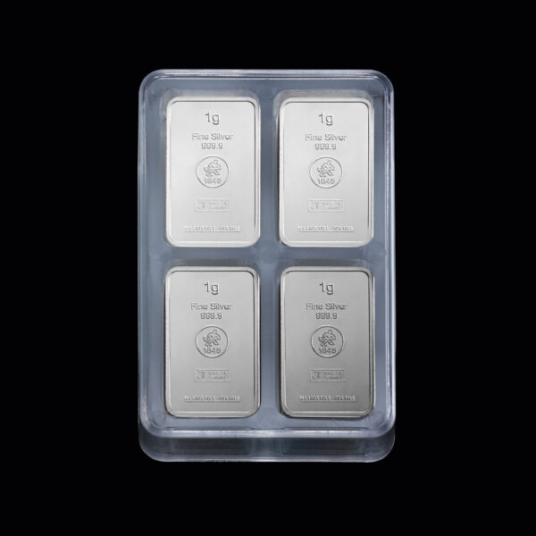 Unity Combibarre Sølv 100 X 1g box