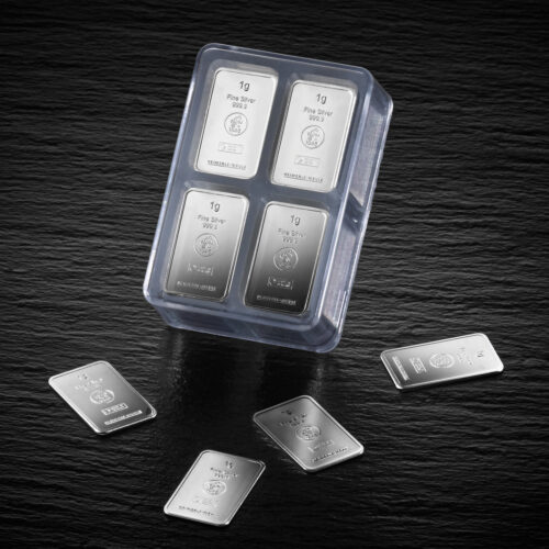 Unity Combibarre Sølv 100 X 1g