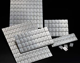 Combibarre sølv 100 x 1g