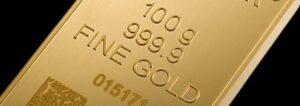 pris på guld