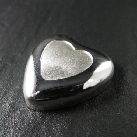 Sølvhjerte 50 G