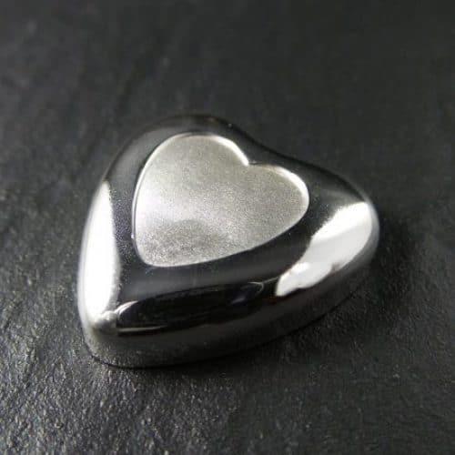 Sølvhjerte 100 G