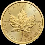 sælg guldmønter