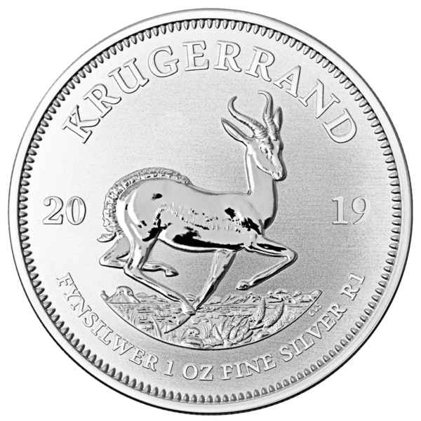 krugerrand sølv