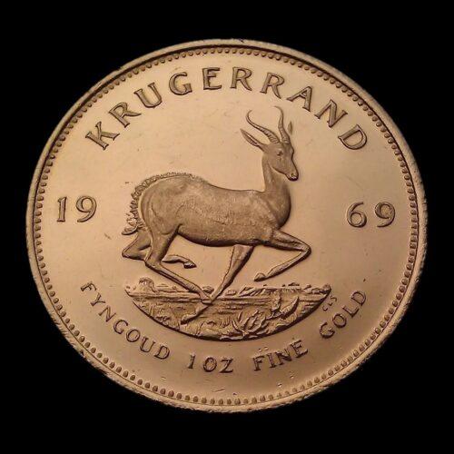 krugerrand 1969
