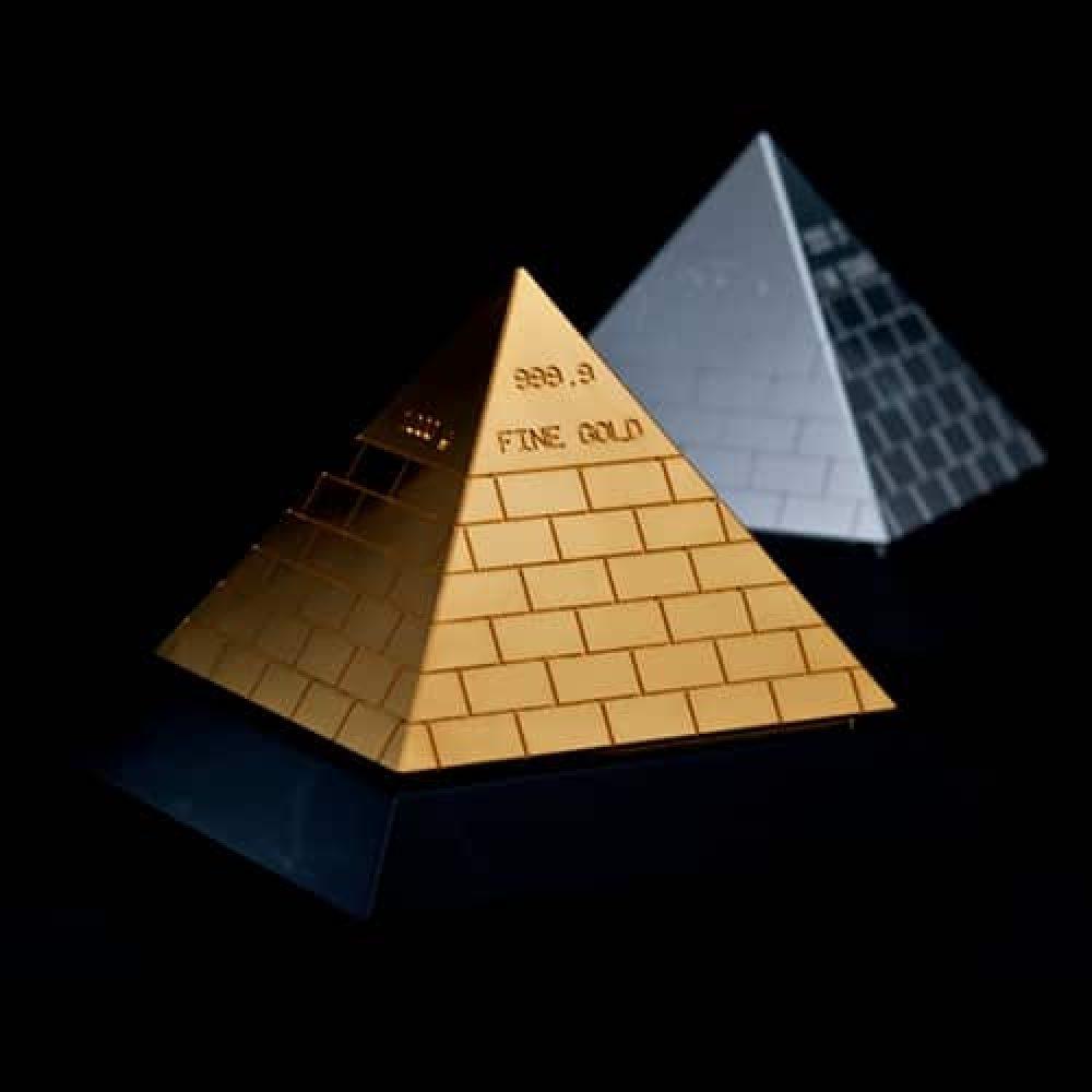 Finguld Pyramide 500g 1