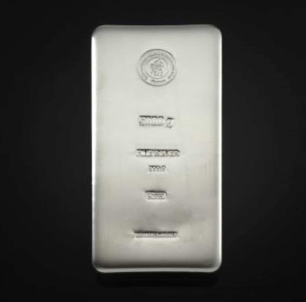sølv værdi pr gram