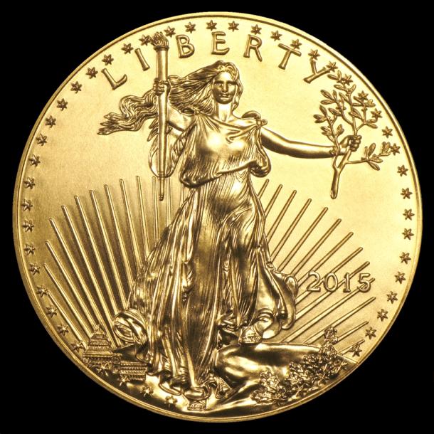 Amerikansk Eagle 1 Oz 2015
