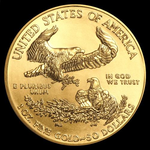 Amerikansk Eagle 1 Oz