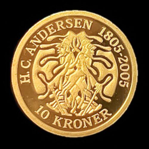 H C Andersen mønt