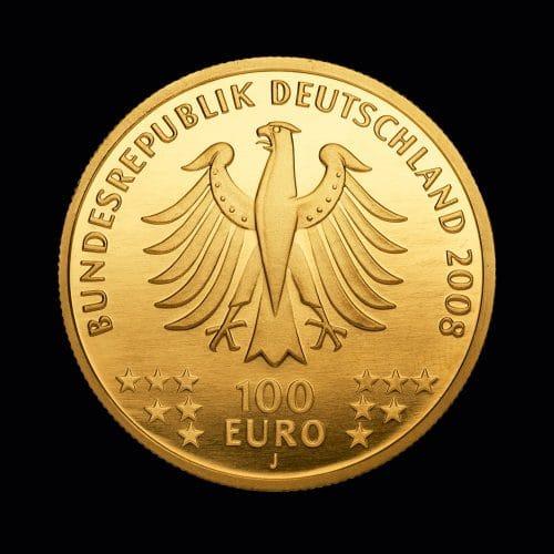 Køb 100 Euro Goslar 2008 online hos Nyfortuna - se det store udvalg