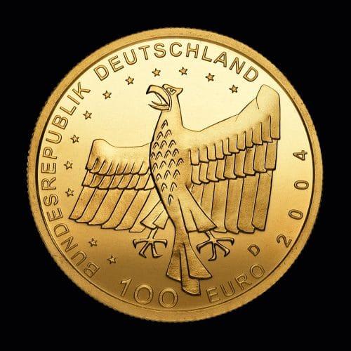 Køb 100 Euro Bamberg 2004 online hos Nyfortuna.dk