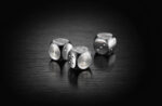 terninger i sølv